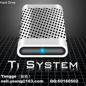 Ti System (Hard Drive)