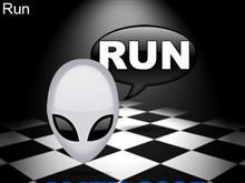 ALIEN 2005 (Run)