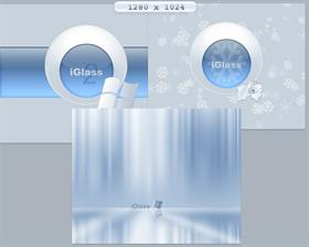 iGlass 2 SE walls