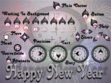 New Years Glitter