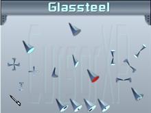 Glassteel