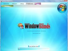 Windows 7 Style WB6 UI