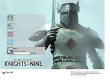 Elderscrolls 4: Knights of Nine(1024 x 768)