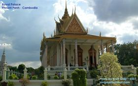 Cambodian Royal Palace 1