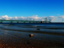 Mackinac Bridge 2010