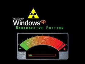windows XP radioactive edition
