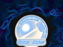 Game Maker (Neon Blue)