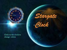 Stargate Clock