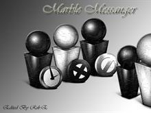 Marble Messanger