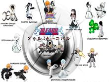 Bleach: Soul Carnival Icons v2.0