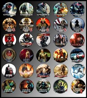 Game Icons XVIII