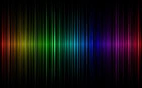 Rainbow Spikes