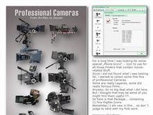 Real Moviecameras