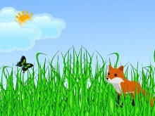 Summer Fox Toon