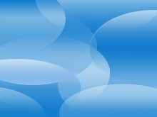 Blue Glossy Wall