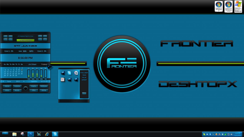 Frontier DX