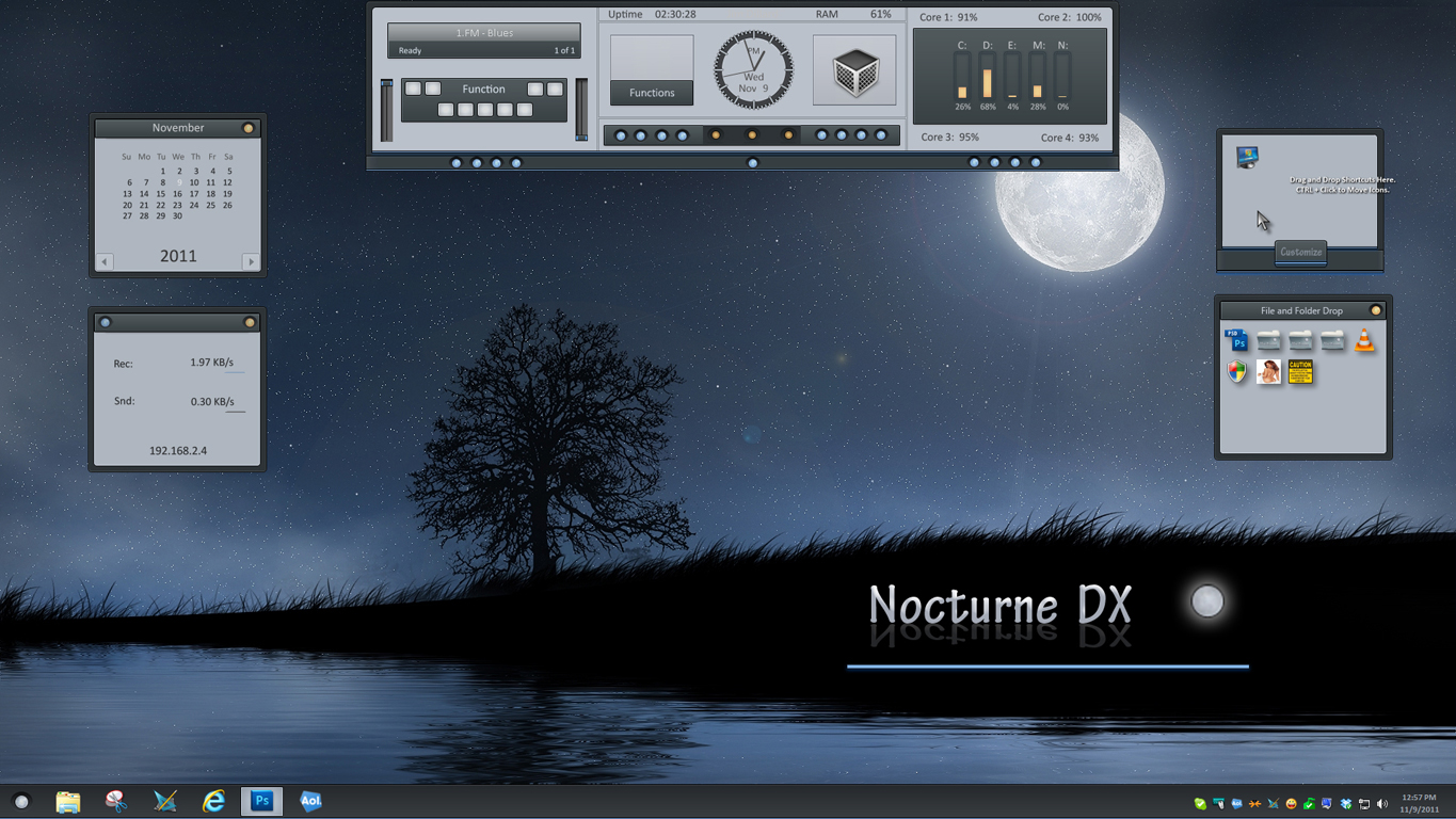 Nocturne DX