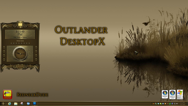 Outlander DX