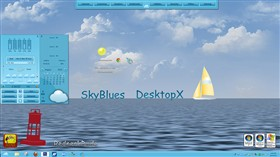SkyBlues DX