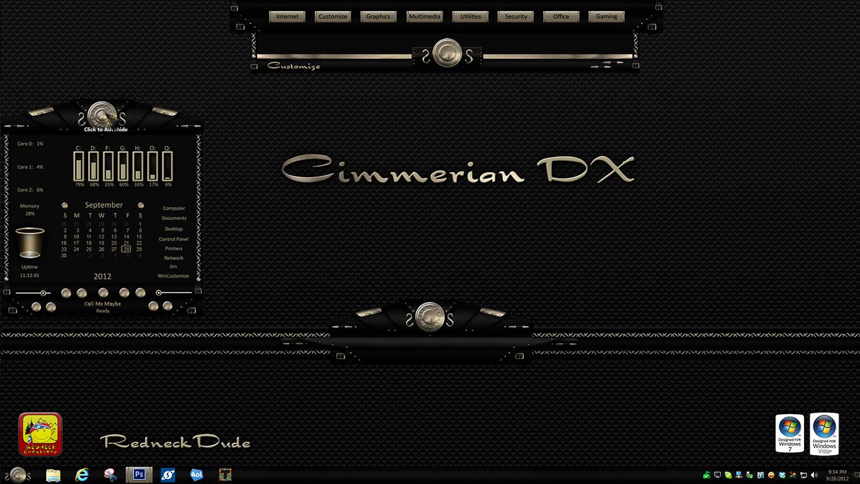 Cimmerian DX