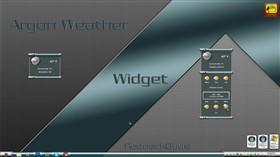 Argon Weather Widget