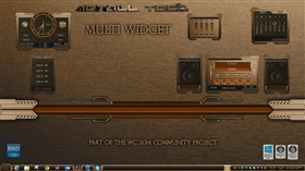 Metall Tech Multi Widget