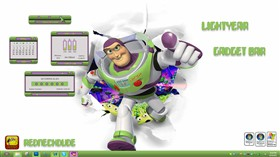 Lightyear Gadgetbar