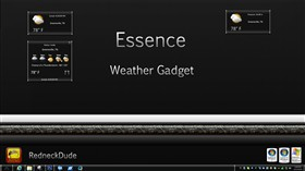 Essence Weather Gadget