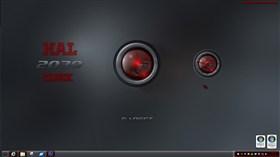 HAL 2030 Clock Gadget