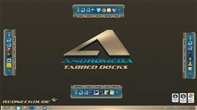 Andromeda Tabbed Docks