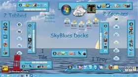 SkyBlues Docks