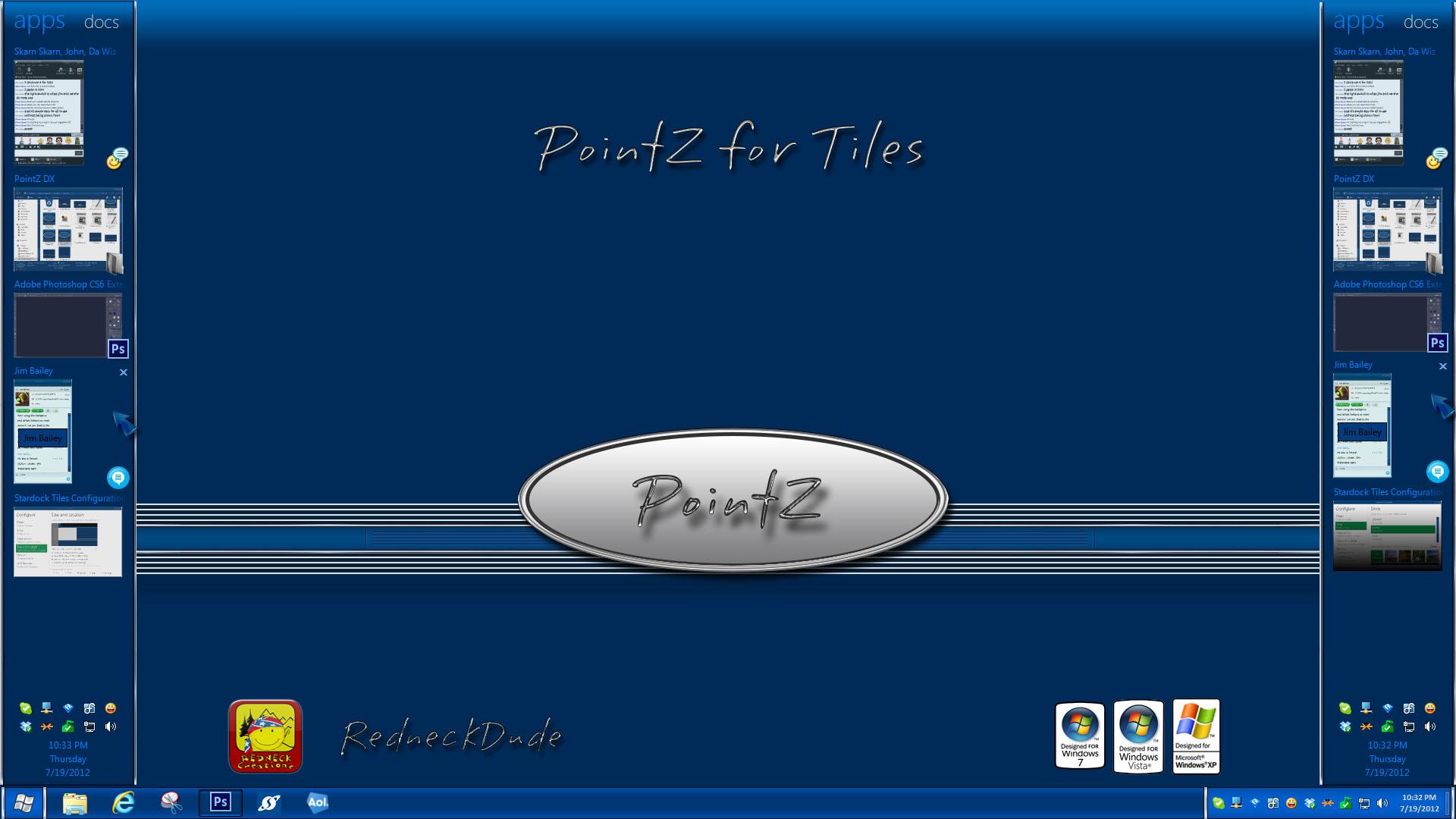 PointZ Tiles