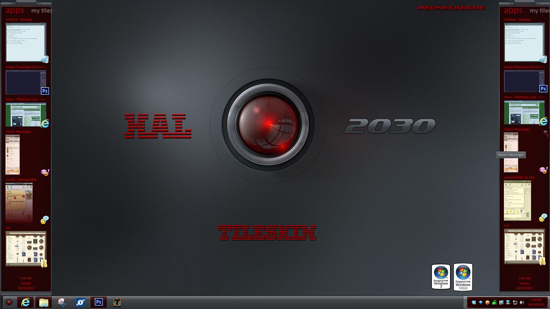 HAL 2030 Tileskin