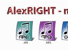 AlexRIGHT - Music