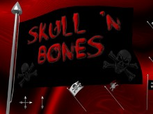 Pirate Flag (Skull 'n bones)
