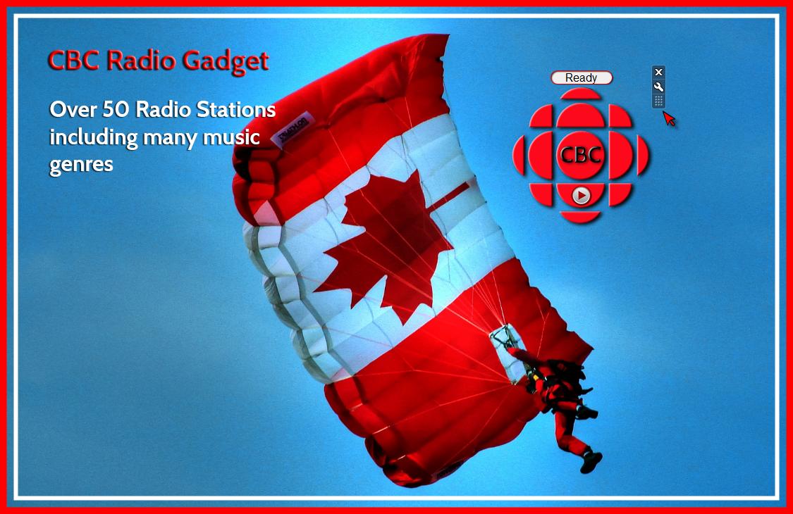 CBC Radio Gadget