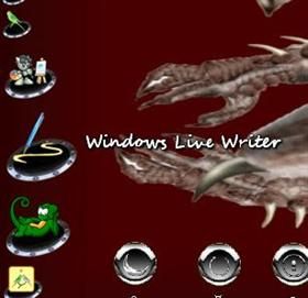 animated Windows Live Writer