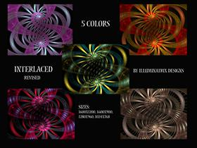 Interlaced revised pack