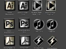 Media Icons v3