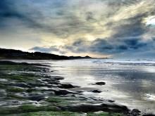 Depoe Bay Storm HDR