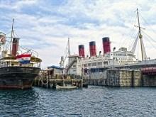 Harbor Ships