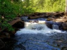 Mahood River HDR