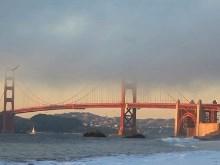 Golden Gate Haze