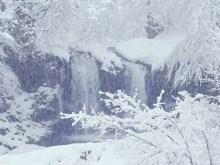 4K Snow Falls