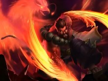 Spirit Guard Udyr Firebird