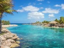 Curacao Island Lagoon