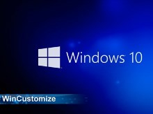 Win10 WinCustomize