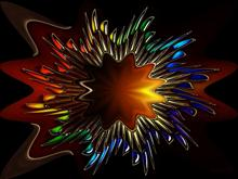 Color Splash Vista Logon