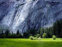 Rockface - Yosemite