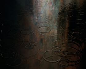 Dark Rings Wall